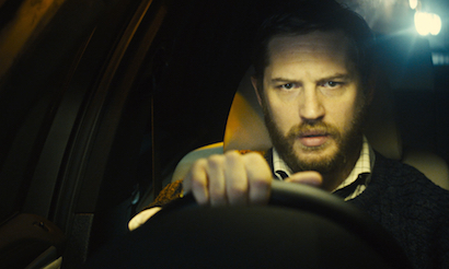 ?Mastery of small, telling gestures?: Tom Hardy as a man who goes awol in Locke.